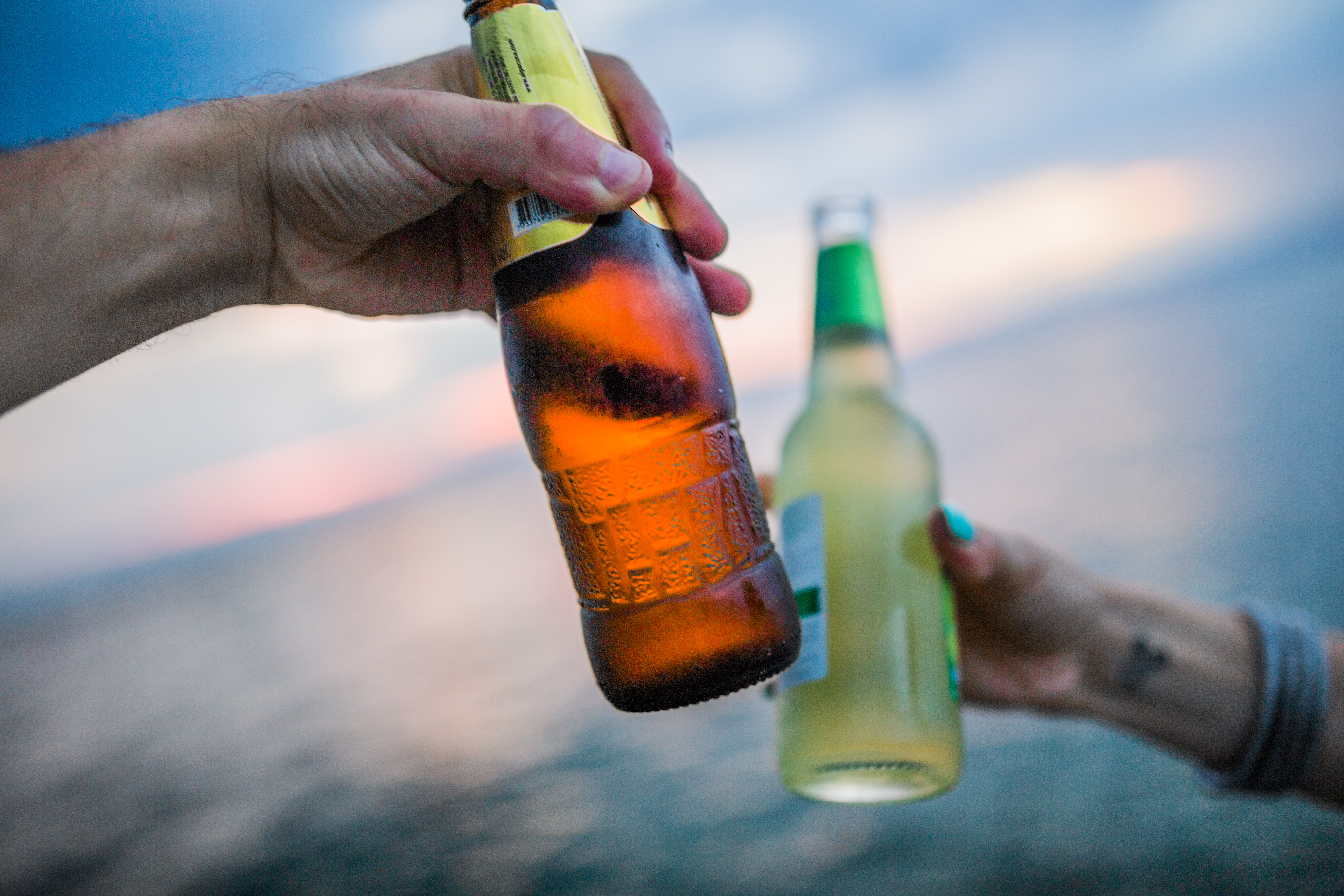 Drinking to belong: Students and low self-esteem.