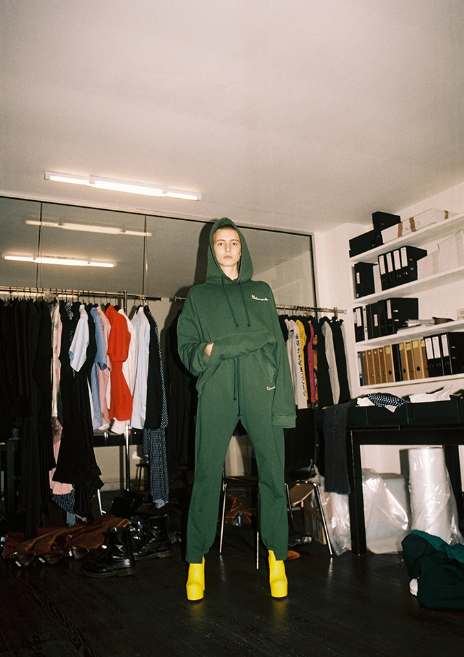 Vetements styling 2016