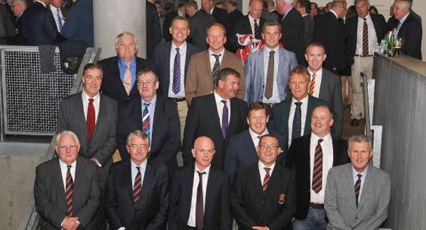 Former Rugby Greats Honoured