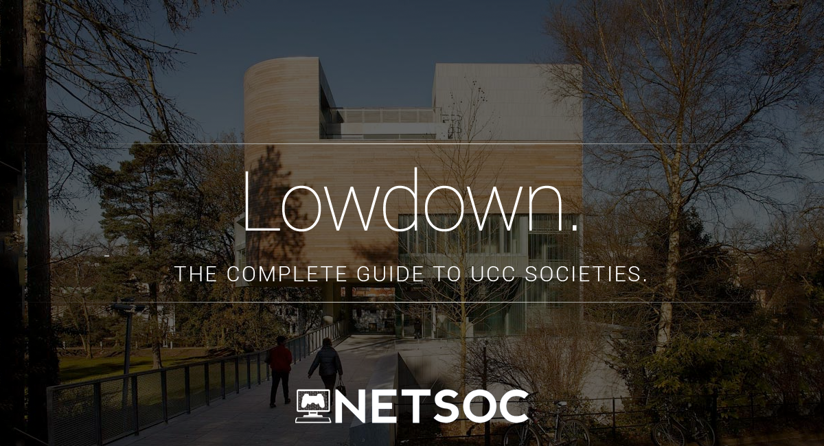 Lowdown - All upcoming society events in one place