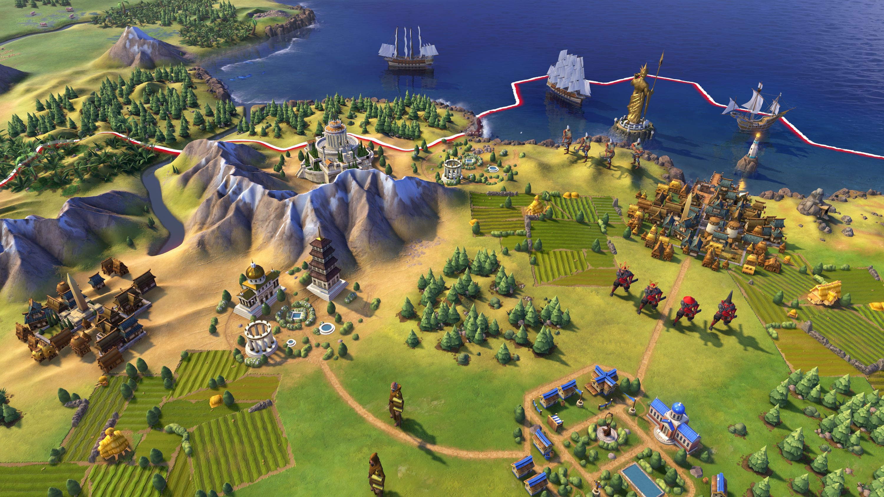 Review: Sid Meier's Civilisation VI