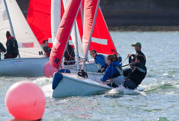 UCC Sail into History at ITRA Nationals