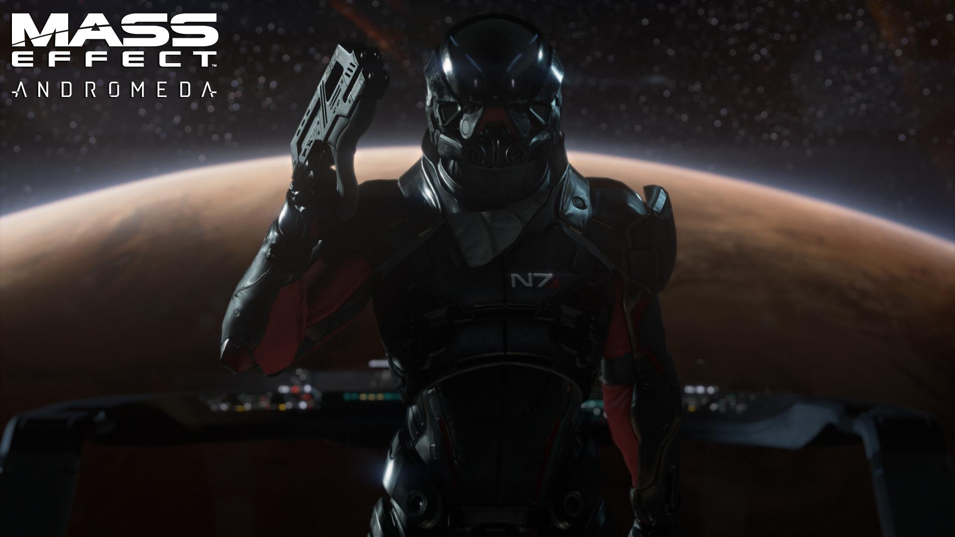 Joining The Andromeda Initiative University Express