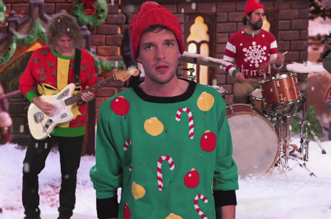 The Killers Announce Christmas Album and Latest Holiday Song | UCC ...
