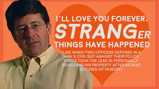 An example of the fanclub love for Strang.