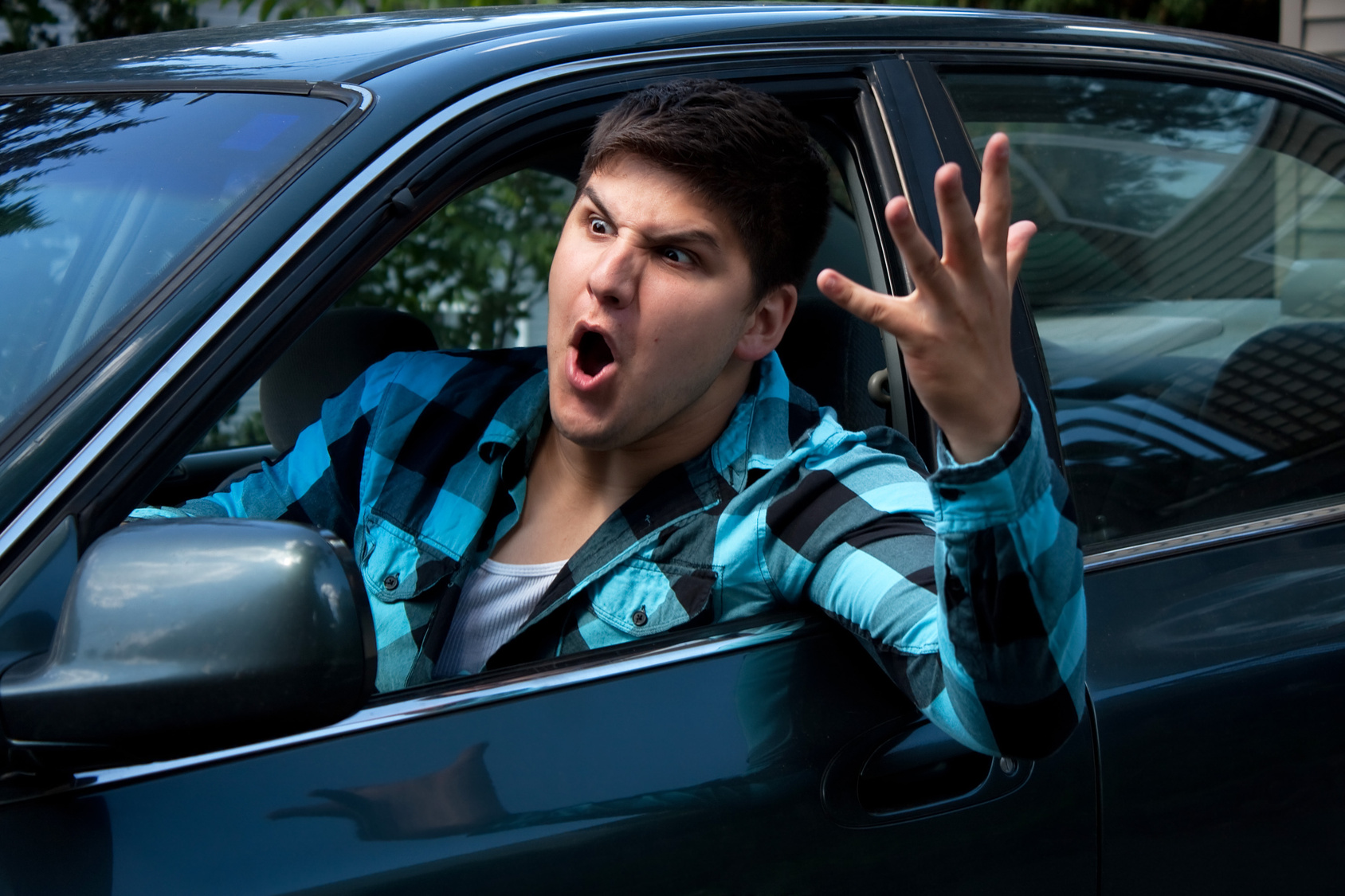 Image result for Road Rage and the psychology behind it