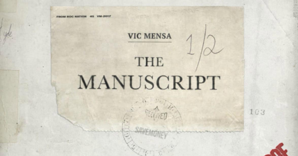 Vic Mensa -The Manuscript EP Review