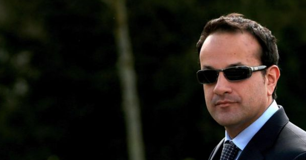 Adams, Varadkar, Pilates and Political Innuendo
