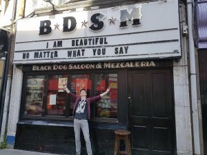 BDSM launch 'aesthetically vile' t-shirt campaign for charity