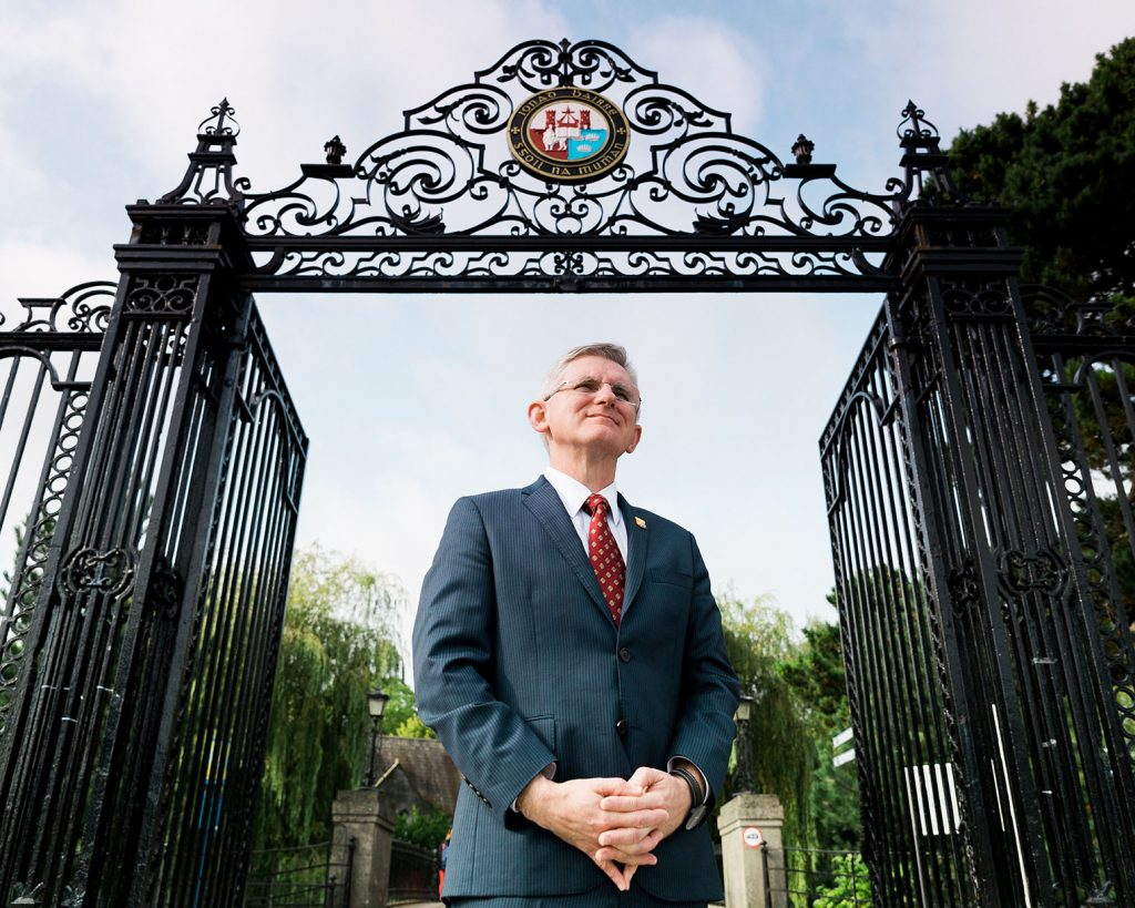 UCC Launch Historic Investment Plan