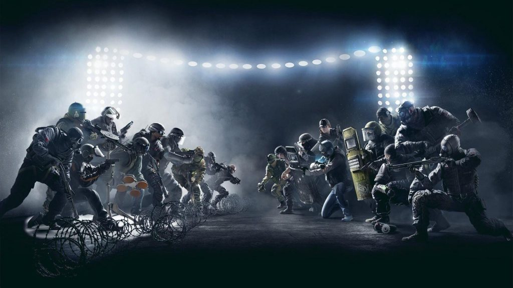 Rainbow Six: Siege – The FPS Anomaly