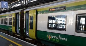 UCC students support rail strike