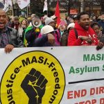 USI Protest Against Aramark Due To Mistreatment In Direct Provision Centres