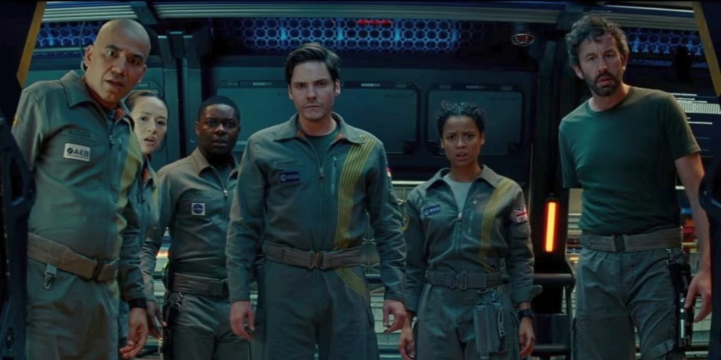 The Cloverfield Paradox – The Monster of this Franchise