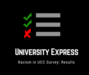 University Express Racism Survey: 1 in 9 Students Surveyed Suffer Racist Abuse at UCC