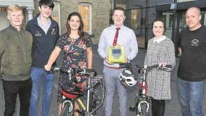 UCC Emergency Care Society Launch Ireland's First Student-Led Community First Responders Group