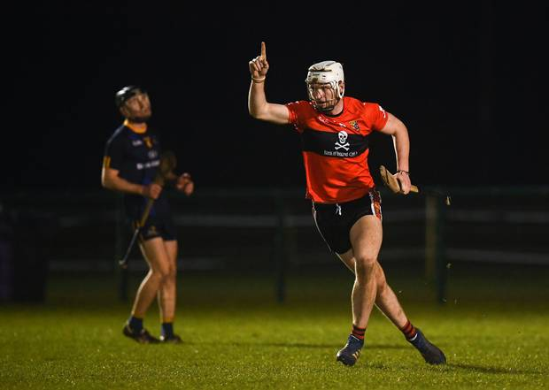 UCC Strike Late to keep Fitzgibbon Dream Alive