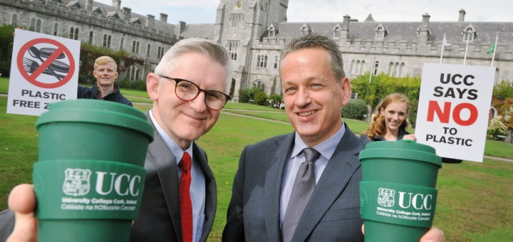 Success in Sustainability for UCC