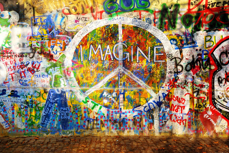 John Lennon's 'Imagine': When Art Becomes More