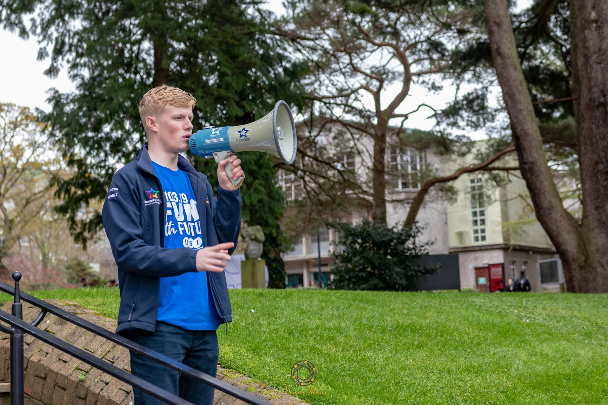 An interview with outgoing UCCSU President Alan Hayes