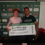 Cork City Announce Alan Bennett Testimonial