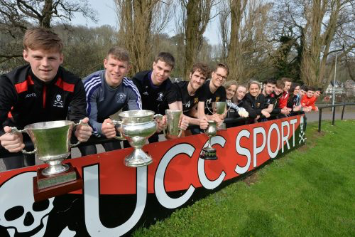 Summer of Sporting Success for UCC