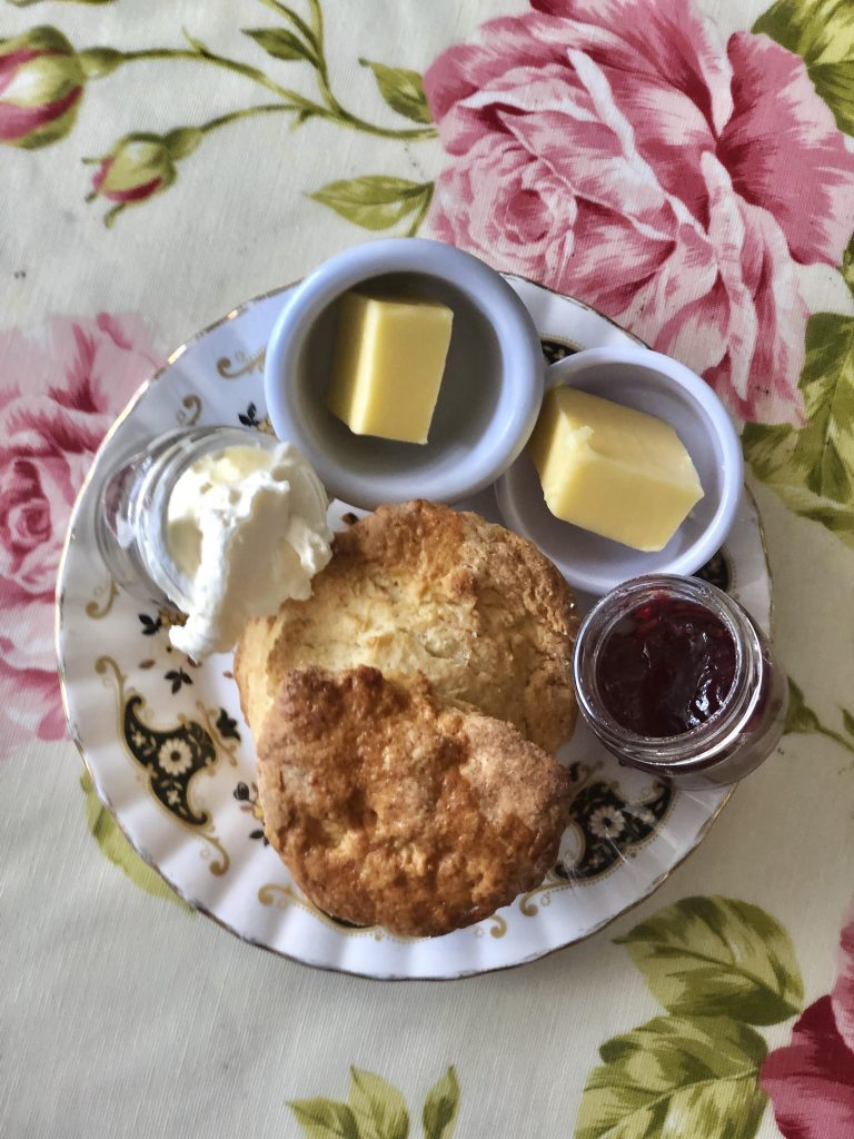 A Hasty, Tasty History of Scones
