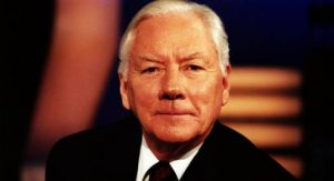 Famous broadcaster Gay Byrne passes away at age 85