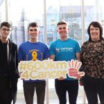 UCC Students to cycle #600KM4Cancer