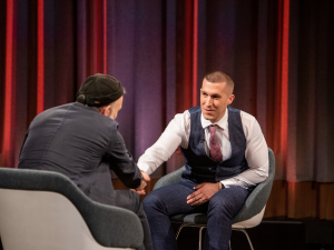 Past UCC Student Shines on Tommy Tiernan Show