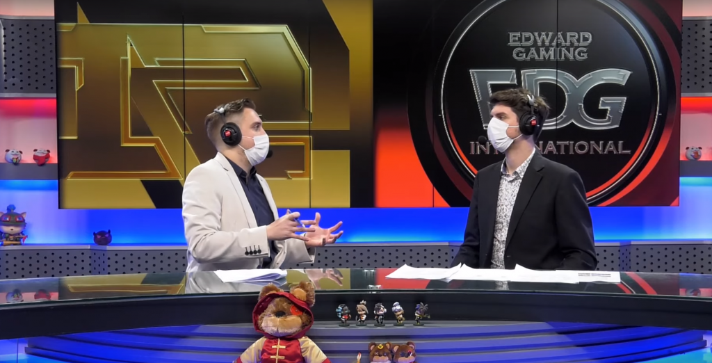 The Resilience of Esports in a Crisis