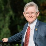 Professor O'Shea announces his retirement as President of UCC