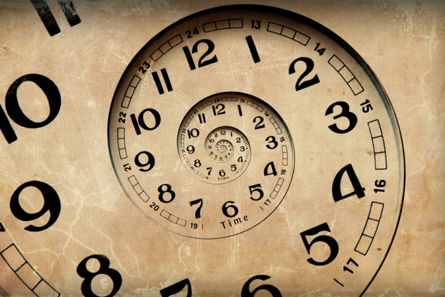 How We Perceive Time – A Passage Through Life