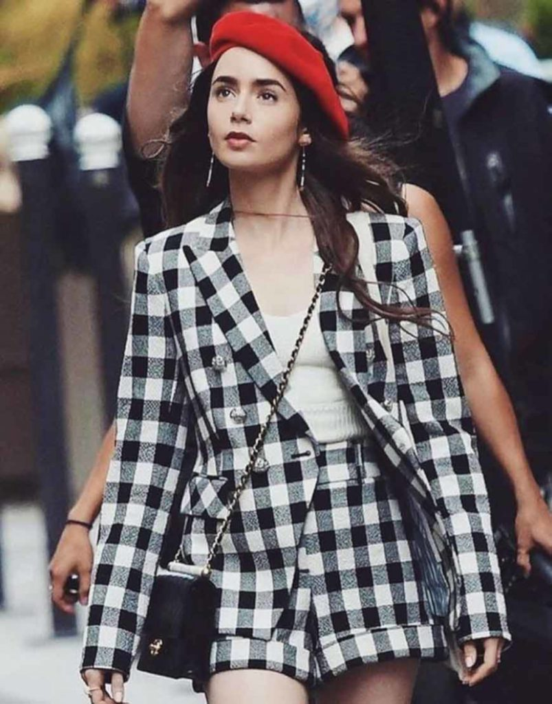 Top 5 Fashion Moments from Emily in Paris