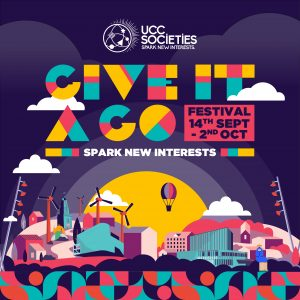UCC Societies launch the Give It A Go Festival