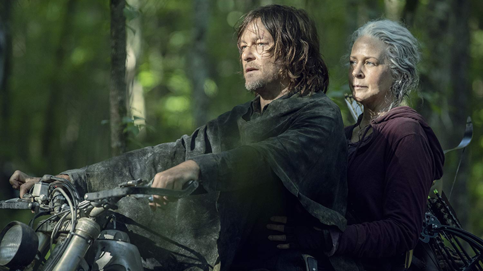 The Rise, Fall and Resurrection of The Walking Dead