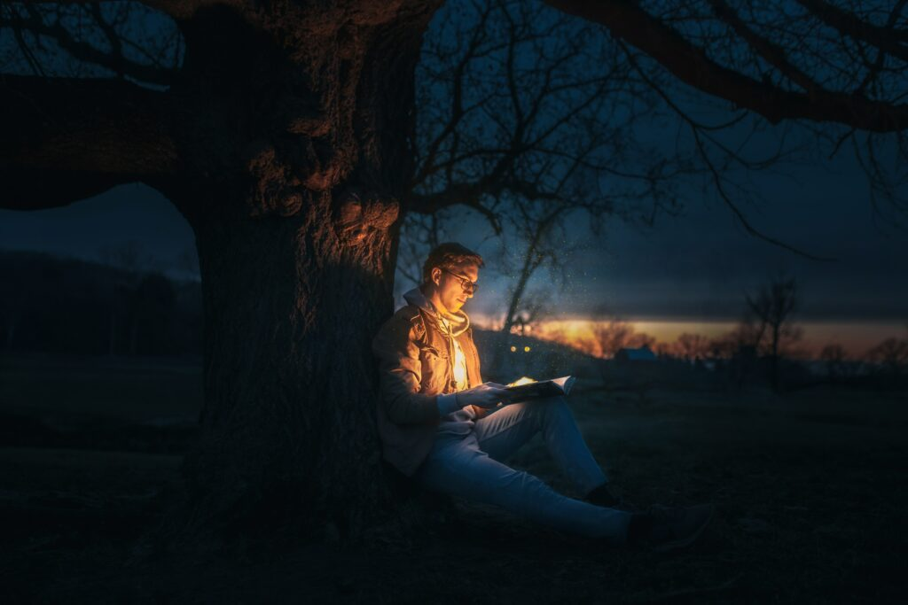 Forgetting how to Read – The University student's struggle to findpleasure in books.