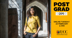 The Future is Digital: UCC Open Days and Careers Fairs go Virtual