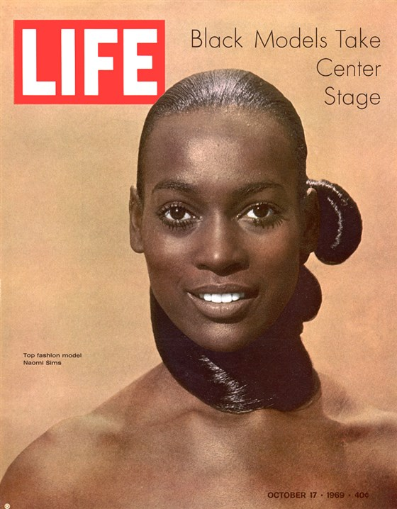 Naomi Sims – the first African American Supermodel